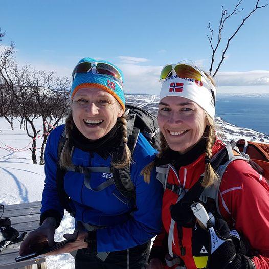 Tana-Varangerløypa, 80 km lang skiløype langs Varangerfjorden. Kåret til en av landets beste skiløyper.