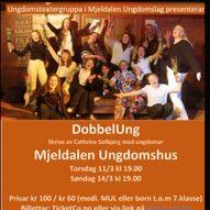 DobbelUng 11.03 kl 19