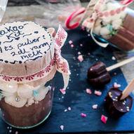 Gi bort et hjemmelaget kakao-kit i julegave