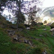 Tur til Stigen gård i Aurlandsfjorden