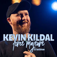Testshow: Stand-up med Kevin Kildal // Kristiansand