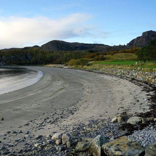 Strandtur til Årdalssand