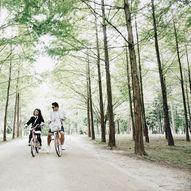 Sykkeltur på kysten av Sogn og Fjordane