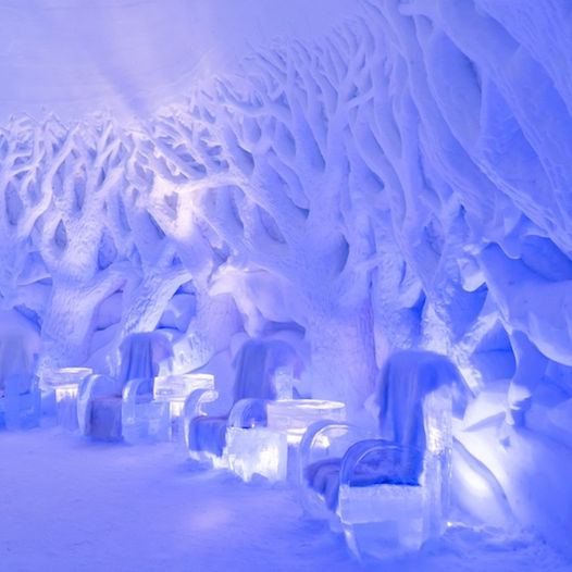 Kirkenes snøhotell