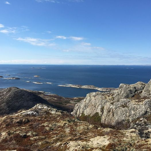 Skåkkjerringa. Topptur med start i Nordvegen.