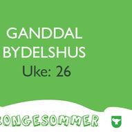 Ferieklubb Ganddal uke 26