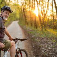 Stangerunden på sykkel