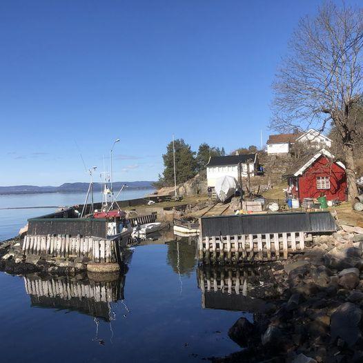 Kyststi fra Fagerstrand til Alværn på Nesodden