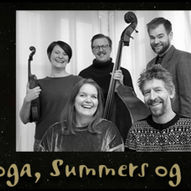 Fullmånekonsert med Nordstoga, Summers og Reinholdt (NO)