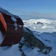 Skitur til Grøndalsfjellet