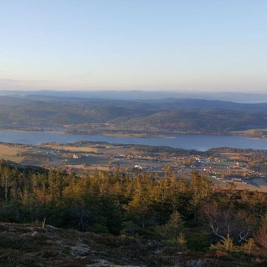 Skihytta-Stokkvola-Haugatjønna-Skihytta