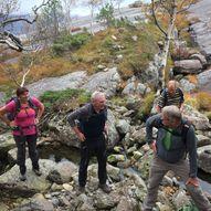 Norddalsfjord Gravplass - Gløsen