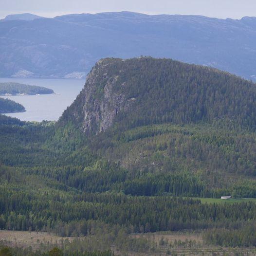 Galtfjellet på Klinga