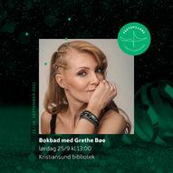 Bokbad med Grethe Bøe //Festspillene i Kristiansund