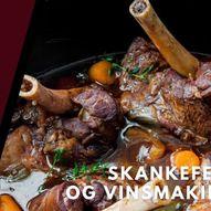 Skankefest og vinsmaking!