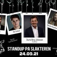 Standup på Slakteren - Klubbkveld 24. sept
