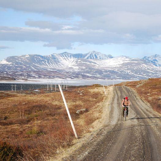 Sykkeltur til Nesjødammen i Tydal