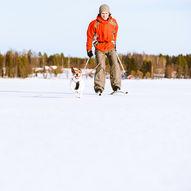 Skitur til Sirikjerke og Vestknabben
