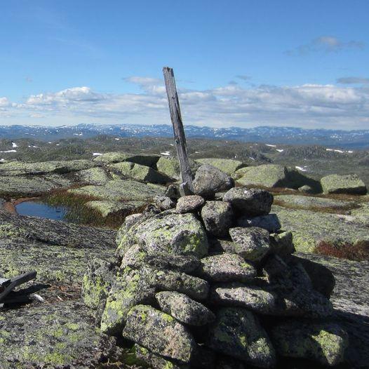 Topptur til Kvannfjølli