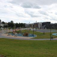 Stadionparken - Levanger arboret