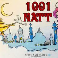 STORMEN BIBLIOTEK: 1001 NATT (kl. 17:00)