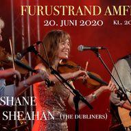 """Jane & Shane og John Sheahan fra """"The DUBLINERS"""", musikalsk irsk aften!  -  NY DATO 19.06.2021"""