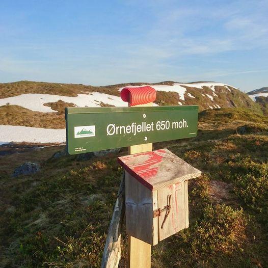 Angedalen gård - Ørnefjell