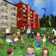 """Sommerteatret i Frognerparken // """"P for Per!"""" // 1. juli 14:00"""