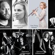 Opningskonsert Festspela i Geiranger 2021