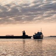 Sankthans Cruise til Slinningsbålet