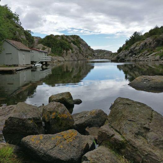 Sykkeltur til Vandringshavn