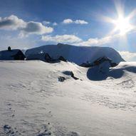 Støyvastøylen (830 moh) i Gloppen Kommune