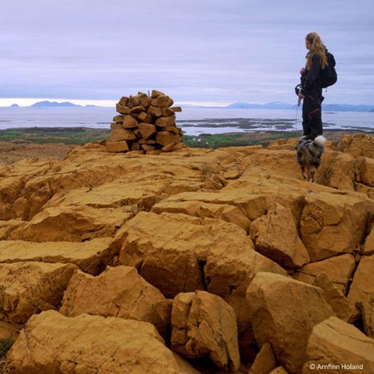 Herlaugsløypa - rundtur i Lekafjellan med mulighet for flere toppturer