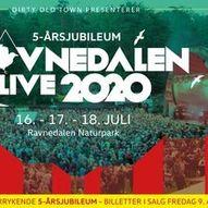 Ravnedalen Live 2021 - Lørdag