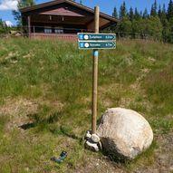 Rundtur til Skinnatten 1070 moh
