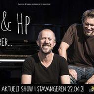 Arne og HP inviterer