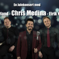 Chris Medina, Eirik Næss & Lars Støvland +++ // Hammerfest Kirke