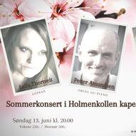 Sommerkonsert // Laila Thortveit, Ingvild Græsvold og Petter Amundsen