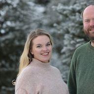 Operapub: Hallvar Djupvik og Stephanie Lippert Djupvik