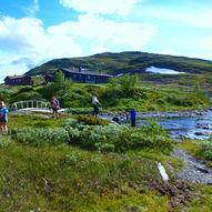 Trekanttur i Sylan; - om Roltdalen og Storerikvollen