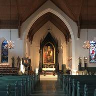 Kirkedanseren i Kristiansand Domkirke / Marie Bergby Handeland - Ravnedans 2021
