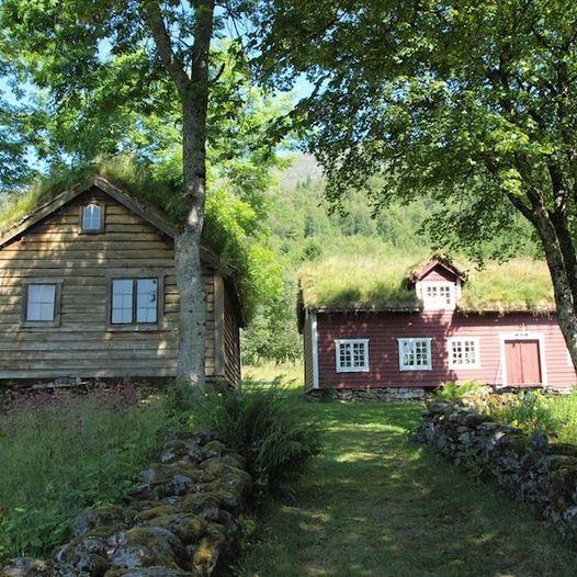 Brudavolltunet - Ørsta bygdemuseum