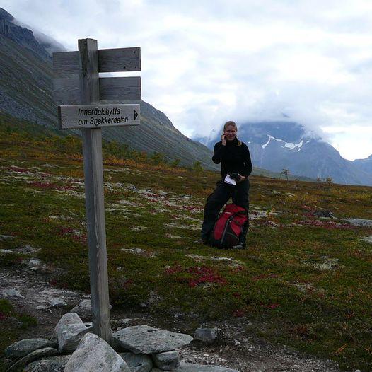 Todalshytta til Innerdalen via Snekkardalen