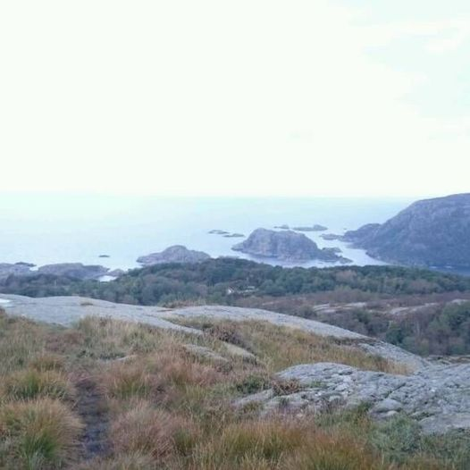 Rundtur Langelandsfjell, Hidra