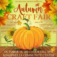 Kingswells Autumn Craft Fair