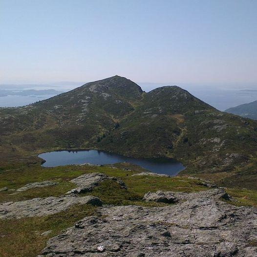 Rossafjellet og Stølanuten i Nedstrandfjella