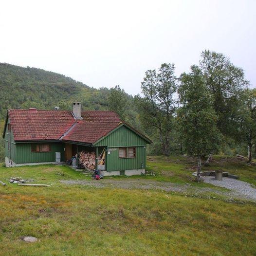 Alexander Grieghytten (Hamlagrø) til Evanger