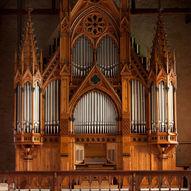 Bergen Orgelsommer - Eivind Berg - Bergen domkirke