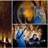 Gongbad/meditativ konsert Emanuel Vigeland Museum
