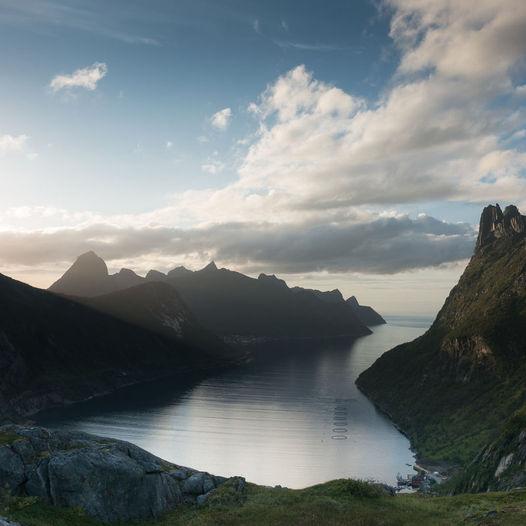 Barden (659 moh) - flott topptur i mangfoldig terreng, fantastisk panorama